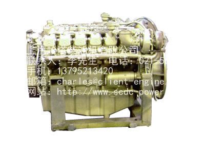 Shanghai Client Diesel Engine Co ,Ltd | Professional MTU Diesel